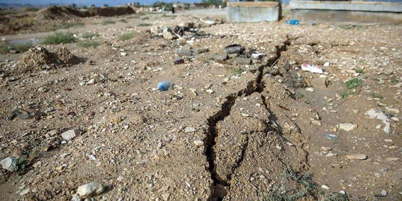 İran'da bir ayda 960'tan fazla deprem meydana geldi