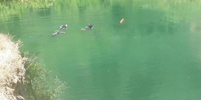 Amatör futbolcu, gölette boğuldu
