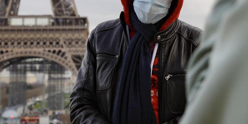 Fransa'da Kovid-19'dan ölenlerin sayısı 29 bin 209'a yükseldi