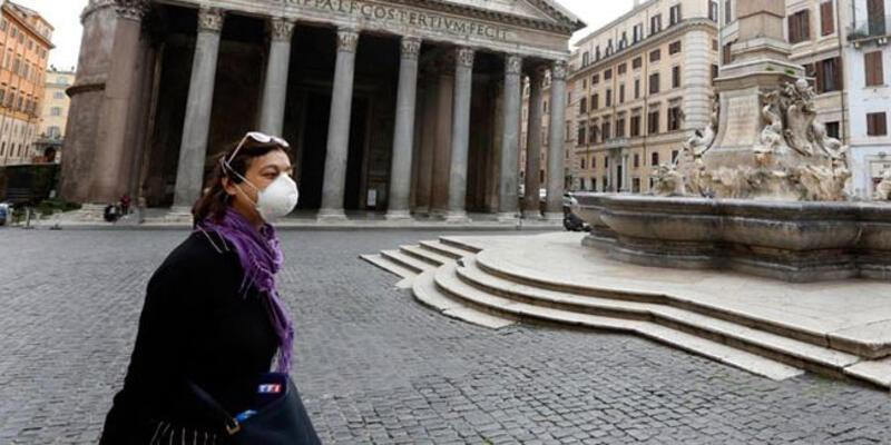 İtalya'da Kovid-19'dan ölenlerin sayısı 34 bini geçti