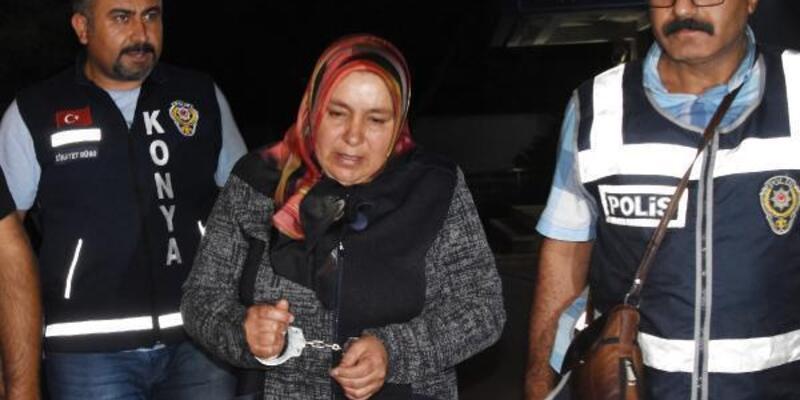 Eşini keserle öldüren kadına 15 yıl hapis