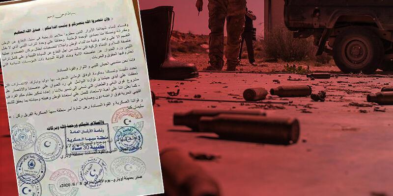 Son dakika haberi: Libya'da darbeci Hafter'e bir darbe de aşiretlerden geldi