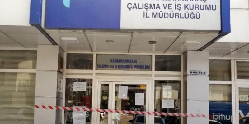 Çalışanın testi pozitif çıktı, İŞKUR il müdürlüğü kapatıldı