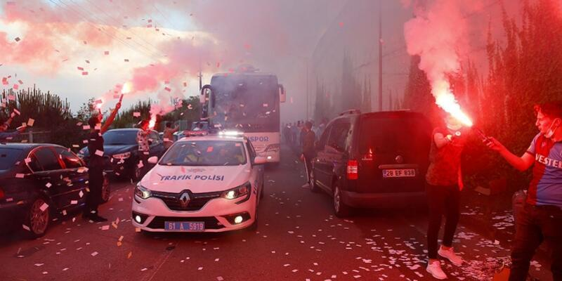 Trabzonspor'un Göztepe kadrosu açıklandı