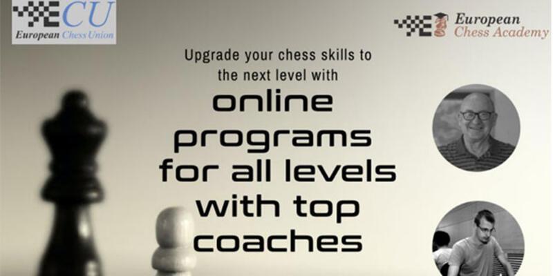 Avrupa Satranç Birliği'nin düzenlediği online eğitim başlıyor