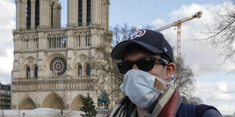Fransa'da koronavirüsten ölenlerin sayısı 29 bin 346'ya yükseldi