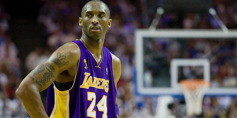 Kobe Bryant Emmy ödülüne layık görüldü