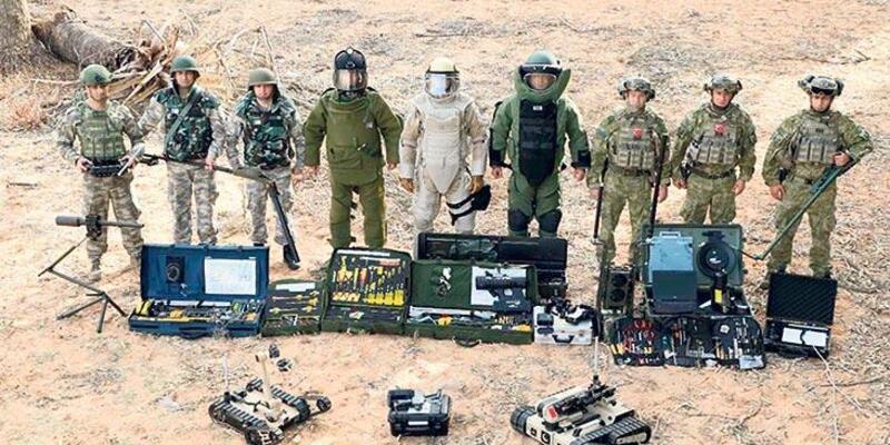 Libya'daki Türk askerinden ilk görüntü