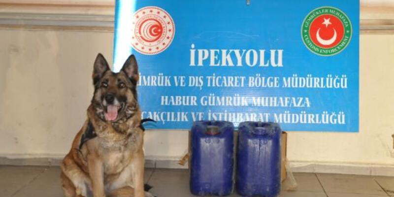 Habur Gümrük Kapısı'nda 42,7 kilo uyuşturucu ele geçirildi