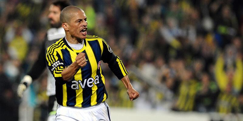 Alex de Souza Fenerbahçe-Kayserispor maçında!