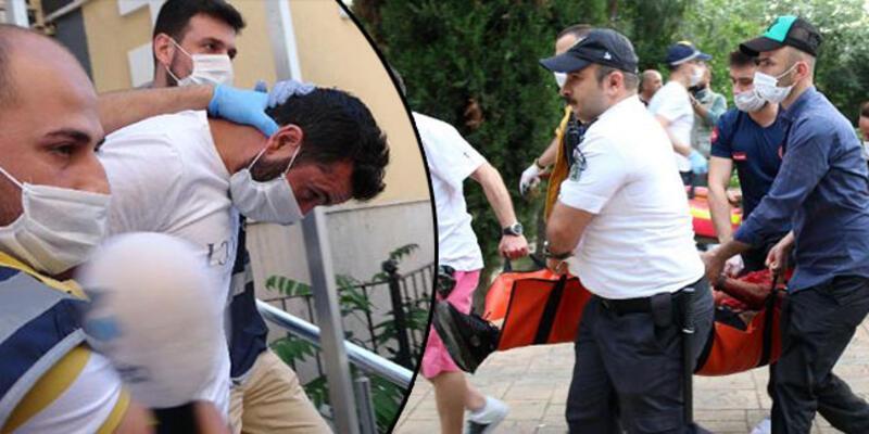 Maçka saldırganı tutuklandı!