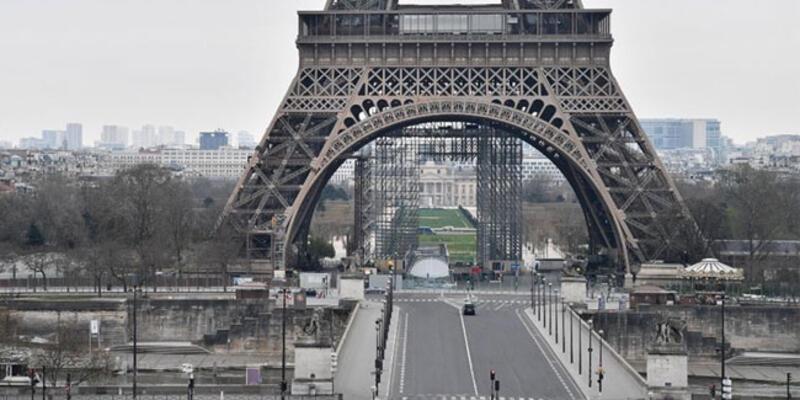 Fransa'da koronavirüsten ölenlerin sayısı 29 bin 374'e yükseldi