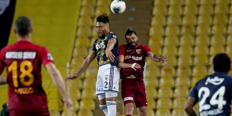 Fenerbahçe 2 dakikada galibiyeti aldı