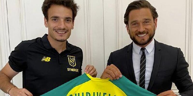 Pedro Chirivella imzayı attı