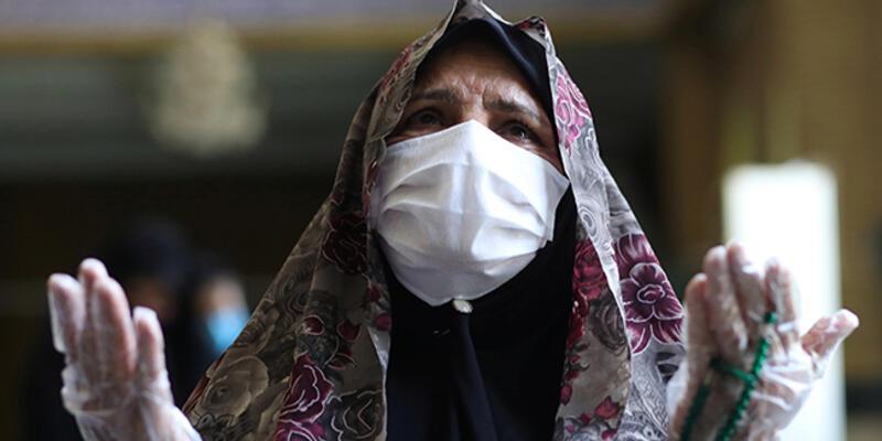 İran'da Kovid-19 kaynaklı can kaybı 8 bin 730'a yükseldi