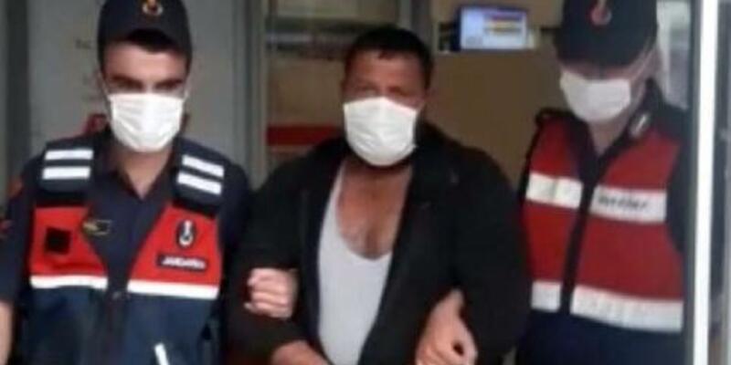 Çamaşır makinesini içinde çamaşırlar varken çalan hırsız tutuklandı