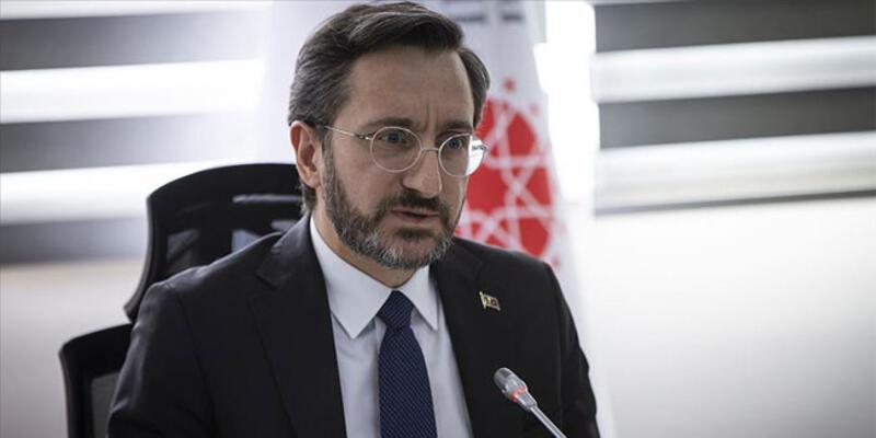 İletişim Başkanı Altun'un avukatından açıklama