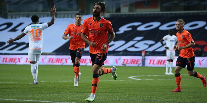 Başakşehir - Alanyaspor: 2-0