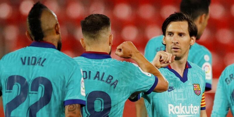 Barcelona 4 golle geri döndü