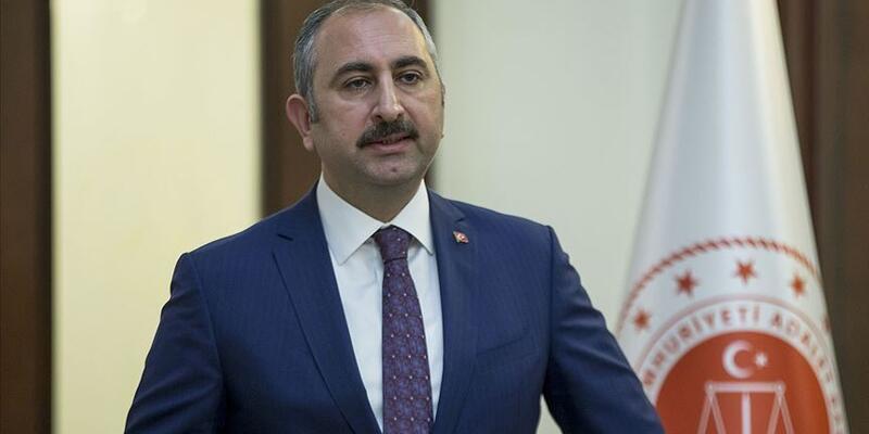 Son dakika: Bakan Gül'den Başak Demirtaş paylaşımı