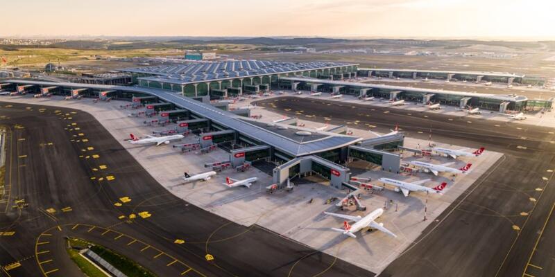 Son dakika... İstanbul Havalimanı'nda 3. bağımsız pist hizmete açılıyor