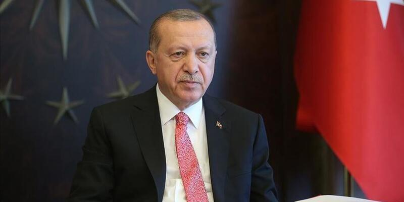 Son dakika: Erdoğan'dan,depremde şehit olan güvenlik korucusunun ailesine başsağlığı mesajı