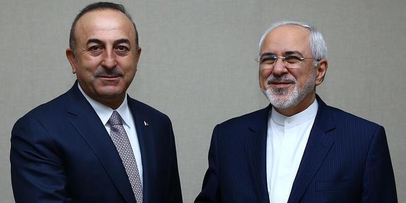 Son dakika: Bakan Çavuşoğlu, İran Dışişleri Bakanı Zarif ile bir araya geliyor