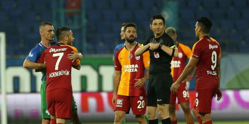 Galatasaray: Utanç gecesi