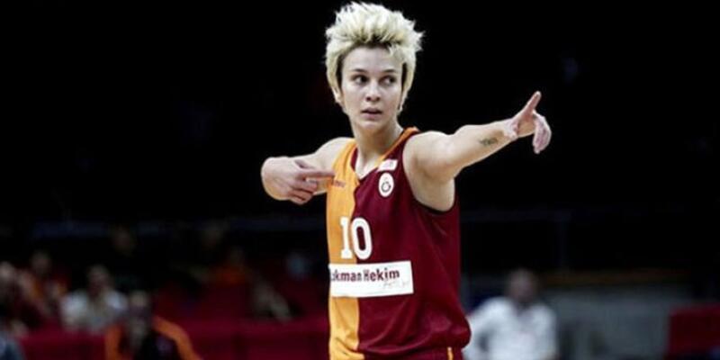 Işıl Alben Galatasaray'a veda etti