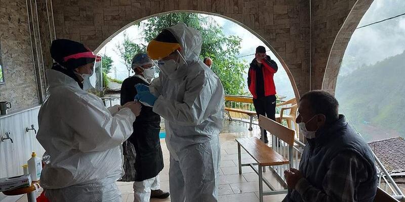 Rize İl Pandemi Kurulu'ndan uyarı: Yeniden Kovid-19 vakaları görülmeye başlamıştır