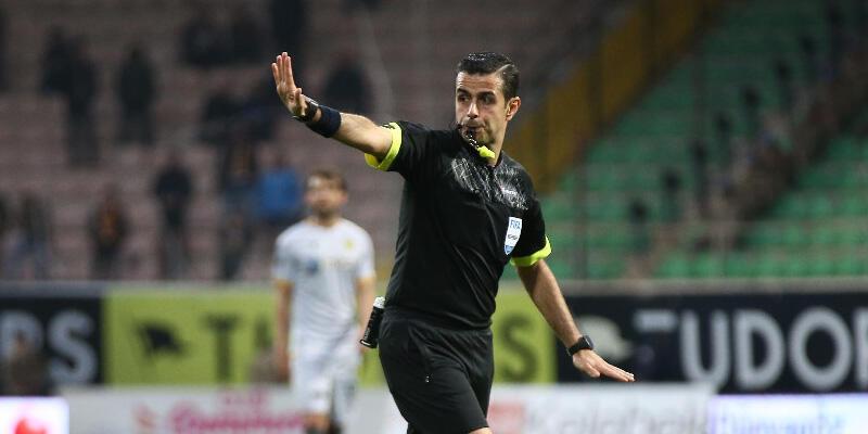 Süper Lig ve 1. Lig'de haftanın hakemleri belli oldu