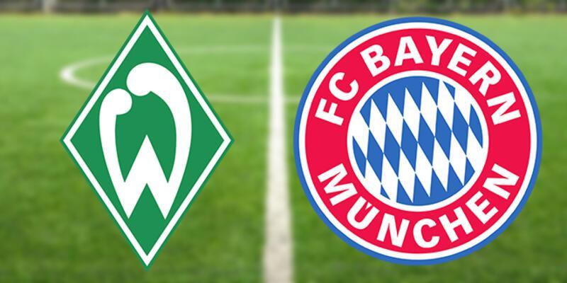 Werder Bremen Bayern Münih maçı hangi kanalda, ne zaman, saat kaçta?