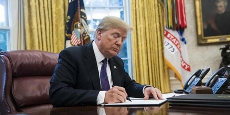ABD'de polis reformu! Trump imzayı attı
