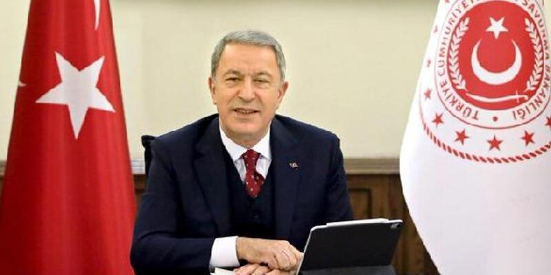 Bakan Akar, Estonyalı mevkidaşı Luik ile görüştü