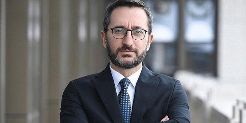 İletişim Başkanı Altun'dan, YİK Toplantısı'na ilişkin açıklama