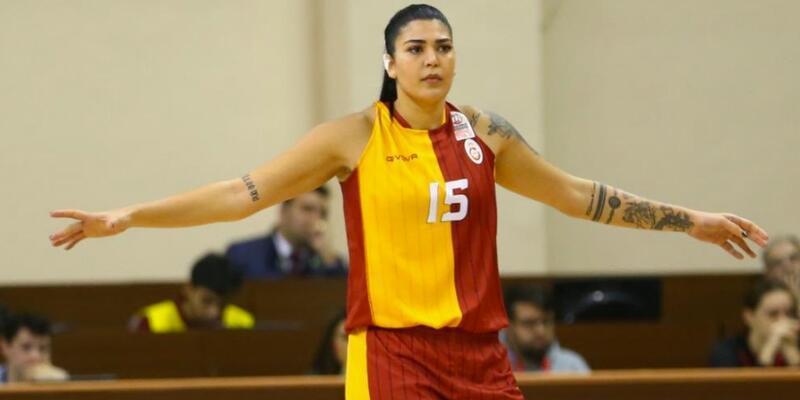 Tilbe Şenyürek Galatasaray'dan ayrıldı