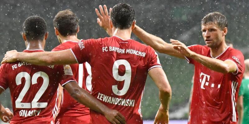 Bundesliga'da şampiyon belli oldu