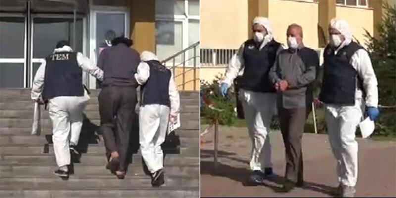 Son dakika: Kayseri'de terör operasyonu: 6 gözaltı