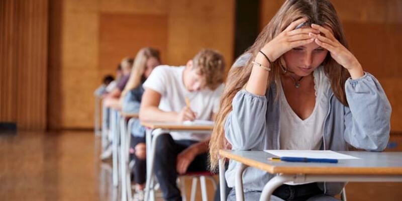 Sınavda maske konsantrasyonu bozar mı?