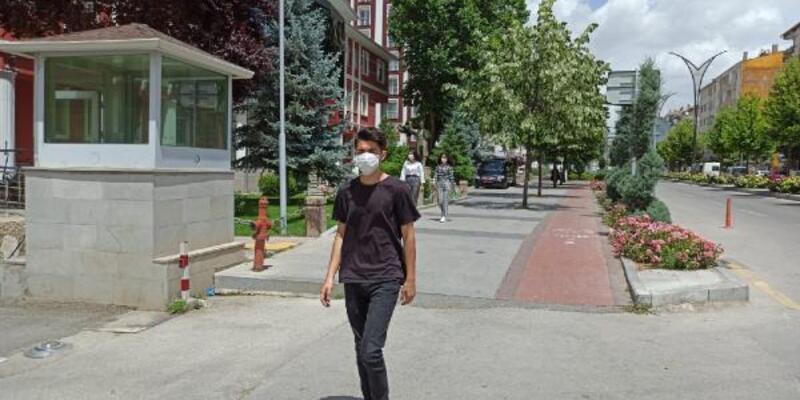 Son dakika... Kırşehir'de maske takma zorunluluğu getirildi