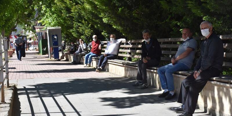 Son dakika haberleri: Kırşehir'de, maske takma zorunluluğu getirildi