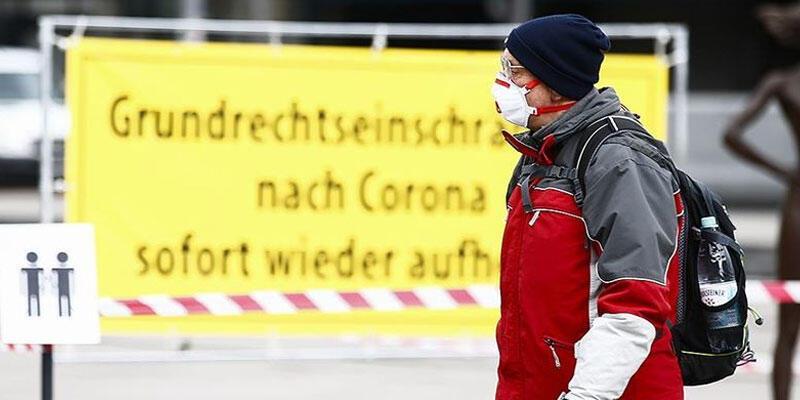 Almanya'da 7 bin kişi karantinaya alındı
