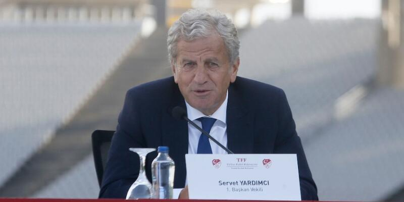 Servet Yardımcı: Trabzonspor'un yanındayız