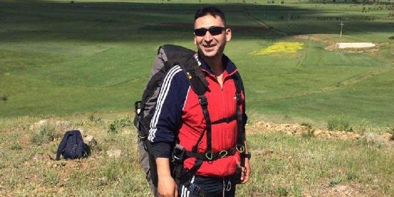 Paraşütle eğitim uçuşu yapan astsubay, düşerek öldü