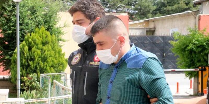 Minibüste 4 kilo metamfetamine 3 tutuklama
