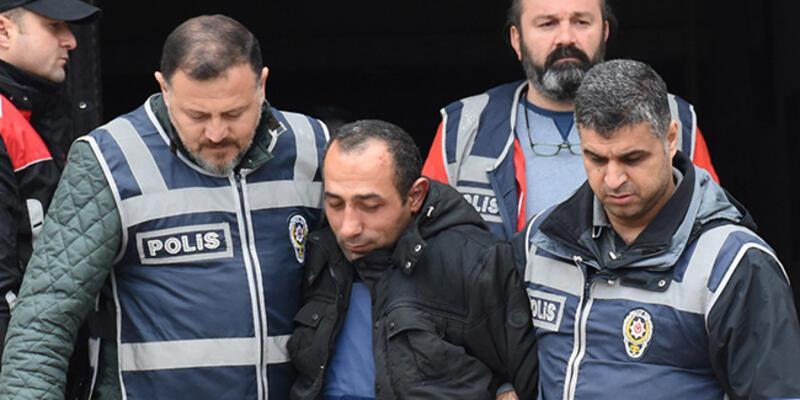 Ceren Özdemir cinayetinin faili, polisleri yaralamasıyla ilgili üçüncü kez hakim karşısına çıktı