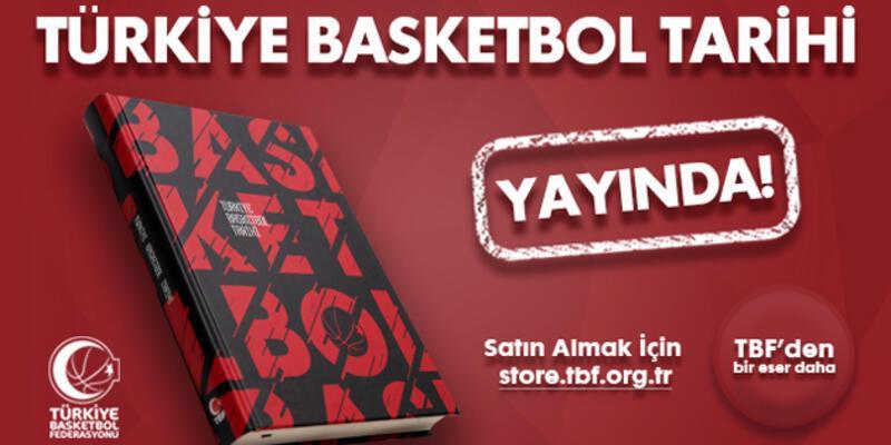 Türkiye Basketbol Tarihi kitabı satışa çıktı
