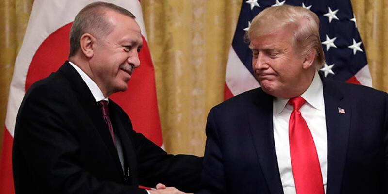 Bakan Çavuşoğlu duyurdu: Erdoğan ve Trump'tan Libya konusunda ortak çalışma talimatı