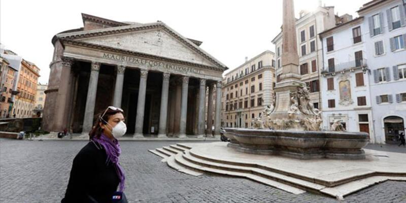İtalya'da Kovid-19'dan ölenlerin sayısı 34 bin 514'e yükseldi