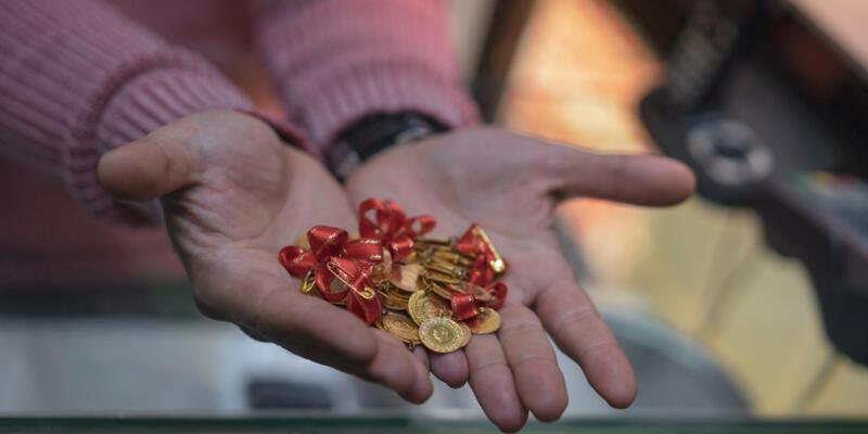 Çeyrek altın ve gram altında son dakika verileri... İşte yeni rekor ve altın fiyatları...